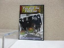 """/DVD - The Beatles """"Fun With The Fab Four"""" - 1986 - Biographical Drama/Music"""