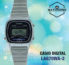 Casio Digital Watch LA670WA-2D
