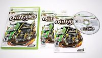 World of Outlaws: Sprint Cars (Microsoft Xbox 360, 2010) Complete Fast Shipping