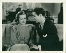 IRENE DUNNE ROBERT TAYLOR Magnificent Obsession Orig 1935 Photo Paper Snipe