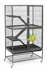 Pet House Products Hammock Feisty Ferret Run Jump Ramp Play Home Stand Cage