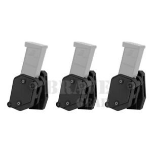 IPSC USPSA IDPA Competition Shooting Multi-Angle Speed Pistol Magazine Mag Pouch