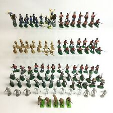 Vintage Toy Soldier Bundle Cowboy Army Infantry Cavalry Medieval Job Lot 301143
