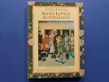 ETHEL TURNER - SEVEN LITTLE AUSTRALIANS - CENTENNIAL EDITION