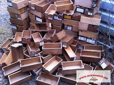 NEU Holzkisten Holzladen Schubladen Lagerkisten ca.25x12x9cm.Laden Holzboxen TOP