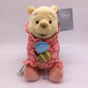 Disney Babies Winnie the Pooh Baby in a Blanket  Plush Doll toy Gift