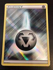 4X METAL STEEL REVERSE HOLO ENERGY - NM - Pokemon TCG - 2013 Battle Arena Deck