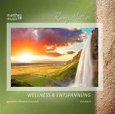 Wellness & Entspannung, Vol. 5  Meditationsmusik für Tiefenentspannung, Gemafrei