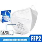 20x - 10.000x FFP2 Maske Mundschutz 5 lagig - CE 2163 ✅ Händler aus Deutschland