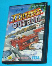 Turbo Outrun Out Run - Sega Megadrive MD JAPAN JAP