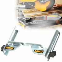 MITTER SAW CROWN Stops Kit For Dewalt Mounting Molding Vertical Saws Cuts Fence