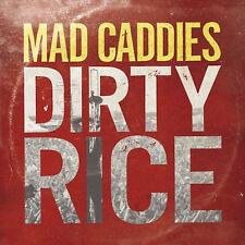 Mad Caddies - Dirty Rice LP - Sealed - NEW COPY