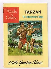 March of Comics # 240 1962 Tarzan old stock
