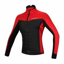 Women's Fleece Long Sleeve Windproof Cycling Jerseys