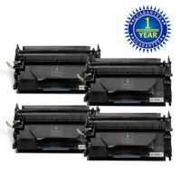 4PK CF226X 26X High Yield Toner Cartridge For HP LaserJet Pro M402 MFP M426