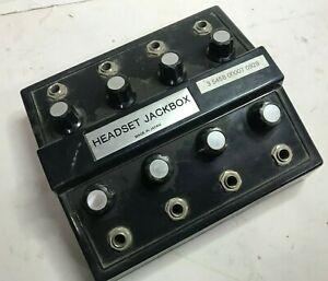 HEADSET JACKBOX colore nero