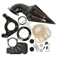 Air Cleaner Kits Intake Filter For Harley Davidson Dyna Touring models 2008-2012