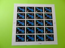 Stamps US * SC 4018 * MNH * Sheet of 20 * X-Planes * $4.05 * 2006