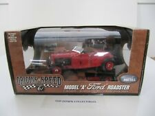 Highway 61 Origins of Speed  Red Model A Ford Roadster  New In Unopened Box