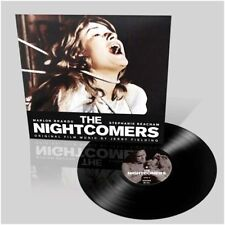 Jerry Fielding - The Nightcomers Soundtrack OST Vinyl LP Limited Edition New Sea