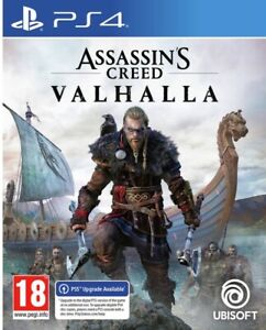 Assassins Creed Valhalla PS4 Game RRP £55