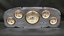 1959 FORD CAR GAUGE CLUSTER GOLD