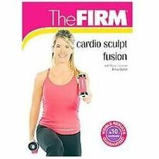 The FIRM - CARDIO SCULPT FUSION (DVD) workout yoga Emily Welsh lose weight NEW