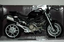 DUCATI  MONSTER  1100  1/12th  MODEL  MOTORCYCLE  BLACK