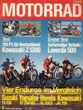 M7903 + Test KREIDLER MF 2 + Vorstellung YAMAHA TZ 350 F + MOTORRAD 3 1979