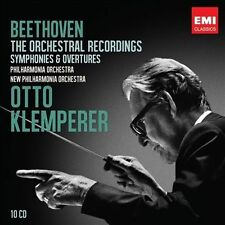 Otto Klemperer- Beethoven: Symphonies & Overture, New Music