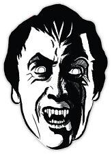 Dracula Дракула etichetta sticker 9cm x 13cm