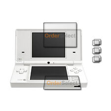 3X New Clear LCD Screen Shield Guard Protector for Nintendo DS Lite