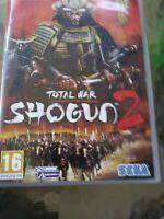 Total War: Shogun 2 (PC, 2011) Limited Edition