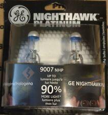 Headlight Bulb-Nighthawk Platinum Halogen GE Lighting 9007 BP2