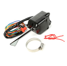 Omix-ADA Black Replacement Turn Signal Switch for 46-71 Willys / Jeep # 17232.03