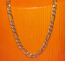 STUNNING SECONDHAND VINTAGE 9ctYELLOW GOLD HOLLOW CHAIN 63cm