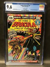 Tomb Of Dracula  #44 30 Cent Price Variant CGC 9.6 SECOND HIGHEST CGC GRADED!