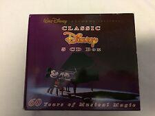 Classic Disney [2003 Box Set] by Disney (CD, Jun-2002, 5 Discs, Walt Disney Reco