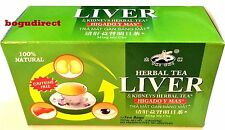 6 x Tai Chi LIVER & KIDNEY Herbal Tea (Dry eyes & Blurry Vision) 72 bags Total