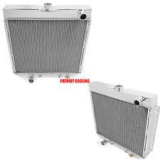 "1966-1973 Mercury Comet Aluminum 2 Row 1""Tubes American Eagle Radiator"