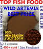 WILD ARTEMIA EGGS / Brine shrimp EGGS from Great Salt Lake.100% Natural /AWSDEAL