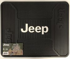 Jeep Utility Rubber Floor Mat NEW