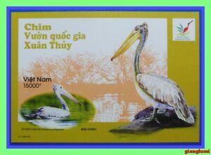 Vietnam Imperf S/S Bird MNH