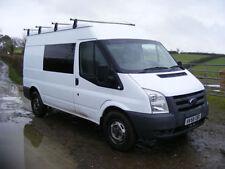Crew Cab Transit Commercial Vans & Pickups