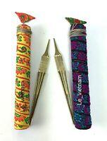 Set of 2pcs Dan Moi Jaw Jews Harp mouth lip musical instrument Hmong Vietnam DM3