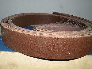 """Box of 10 Norton 60X Norlok Belts R228 Metalite - 2 x107"""""""