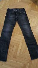 Jean noir GUESS Taille 30 longueur 34 comme neuf