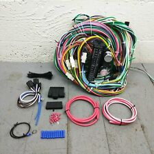 1957 - 1971 Mercury Wire Harness Upgrade Kit fits painless terminal fuse new KIC
