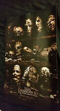 Texas Chainsaw Massacre 3D 13 1/2x20 Horror Movie Poster Leatherface 2013