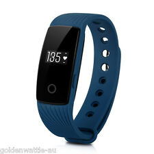 Bluetooth Smart Wrist Watch Phone Bracelet Heart Rate Monitor Fitness Tracker